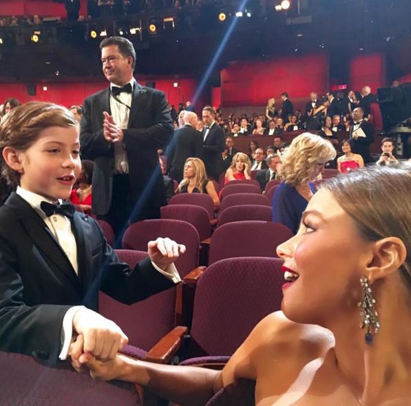 Фото №2 - Звездный Инстаграм: «Оскар-2016»