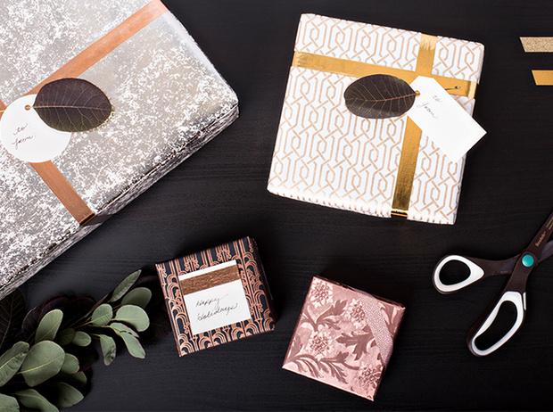 Фото №4 - Упаковка подарков к Новому году: 9 классных идей