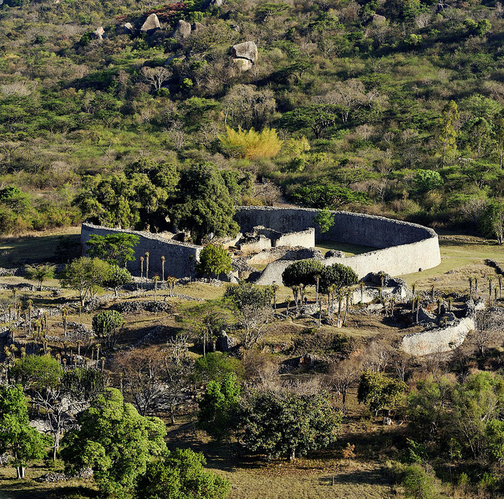 Фото №2 - Балансирующие камни, или Cказки Великого Зимбабве
