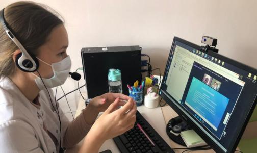 Фото №1 - Врачи петербургского Центра рассеянного склероза принимают своих пациентов онлайн
