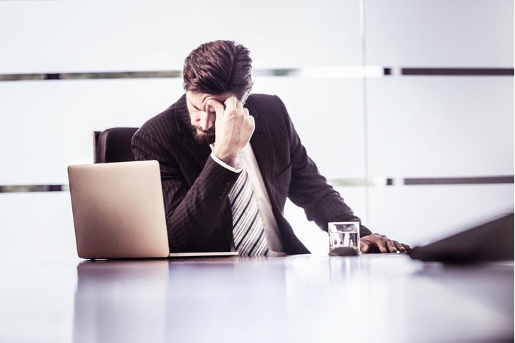 Фото №1 - Стресс приводит к ухудшению памяти