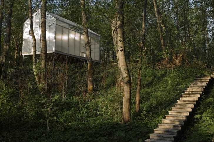 Фото №10 - Парк по проекту Александра Бродского в арт-усадьбе Веретьево