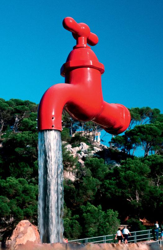 Фото №7 - 21 самый необычный фонтан мира