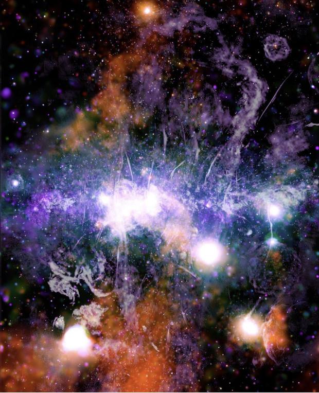 Фото №1 - #ELLEКосмос: фантастически-красивый снимок Млечного пути, который поможет вам сегодня уснуть