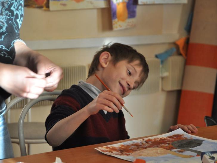 Фото №2 - «Я воспринимаю диагноз сына как особенность, а не как болезнь»: история мамы ребенка с церебральным параличом