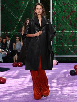 Фото №20 - Неделя Высокой моды в Париже: Dior Couture AW2015/16
