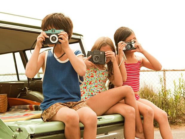 Фото №1 - В помощь родителям: 10 свежих идей, чем занять ребенка летом