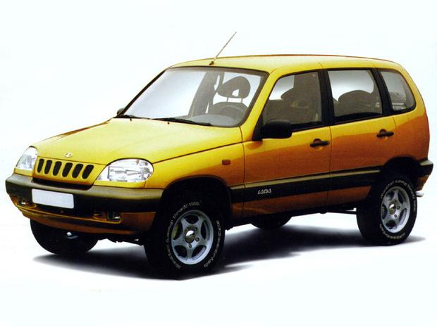 Фото №9 - 9 фактов о «Ниве», лучшем автомобиле СССР
