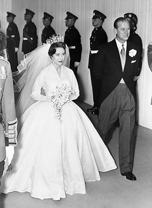 Фото №10 - Королевская свадьба #2: как выходила замуж «запасная» принцесса Маргарет