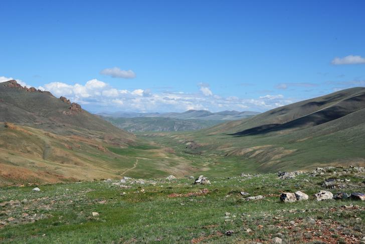 Фото №1 - В Горном Алтае обнаружены древние рудники