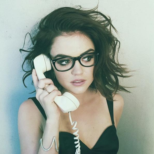 Фото №13 - Звездный Инстаграм: Знаменитости в очках