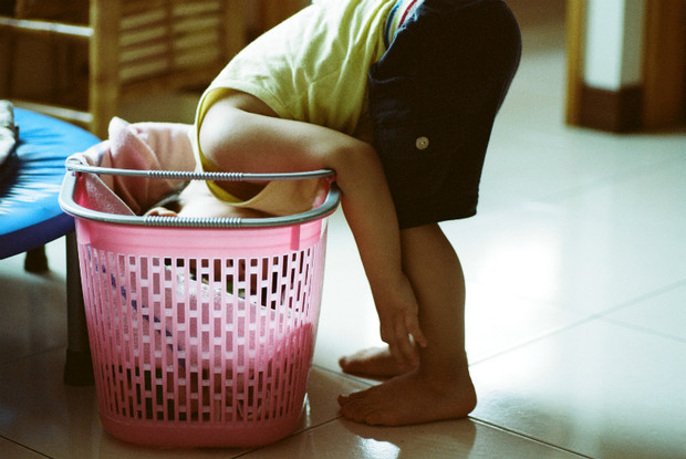 Фото №2 - Я - нехочуха! Как приучить малыша к скучным делам