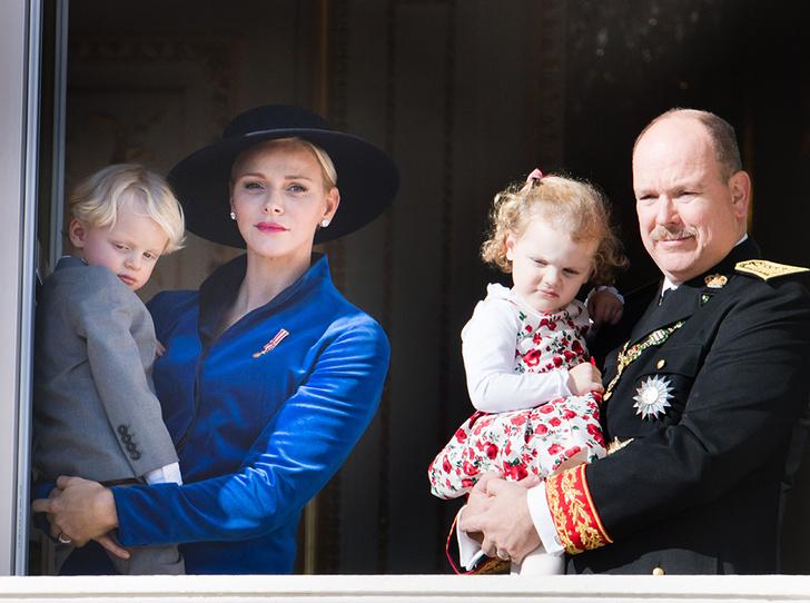 Фото №31 - Счастливы вместе: князь Альбер и княгиня Шарлен