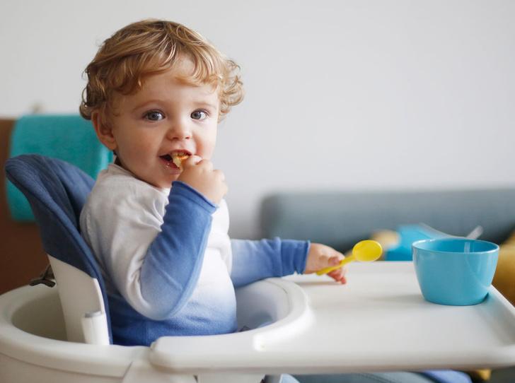 Фото №1 - 10 советов, как научить ребенка есть красиво