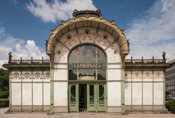 Фото №4 - Триумф модерна: Дом сецессиона в Вене