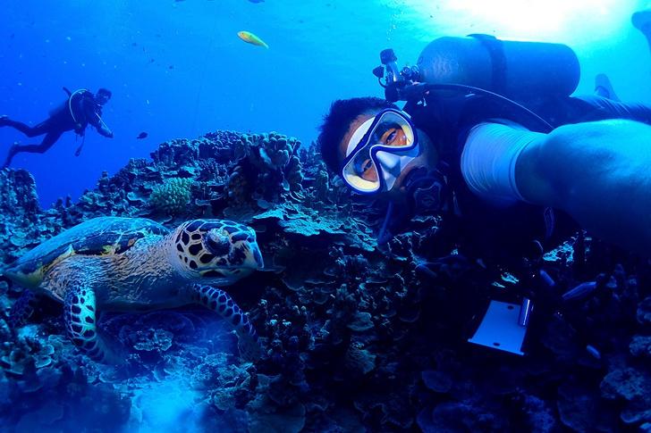 Фото №5 - Идеи для отпуска: бесконечное лето на Северных Марианских островах