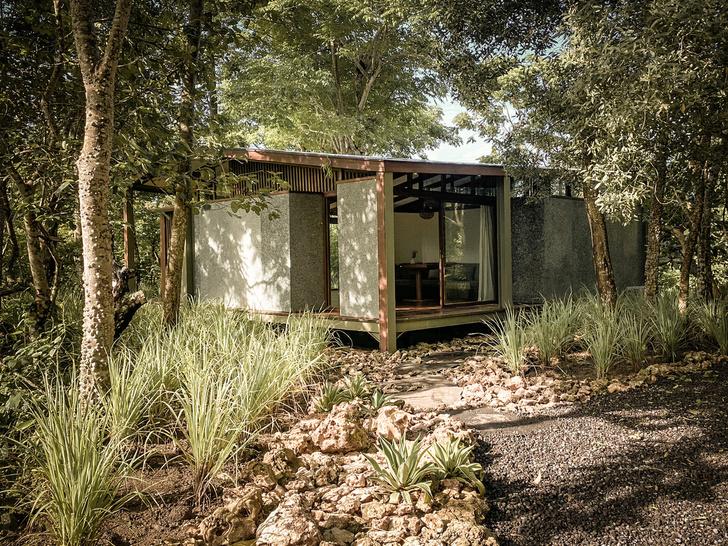 Фото №5 - Tetra Pod: сборный дом из переработанных материалов в Индонезии