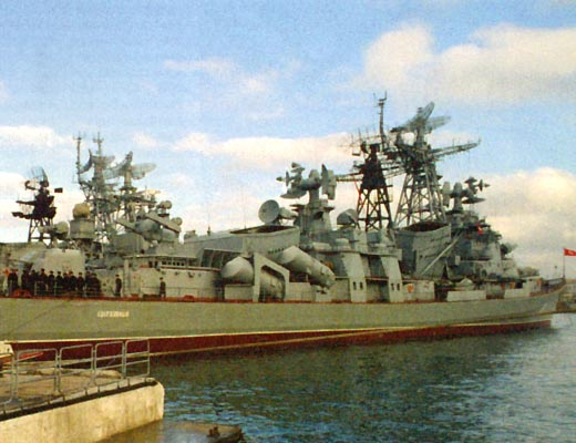 Фото №1 - Севастополь в феврале