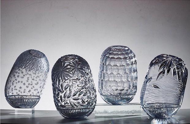 Фото №1 - Хрустальные вазы Ольги Трейвас