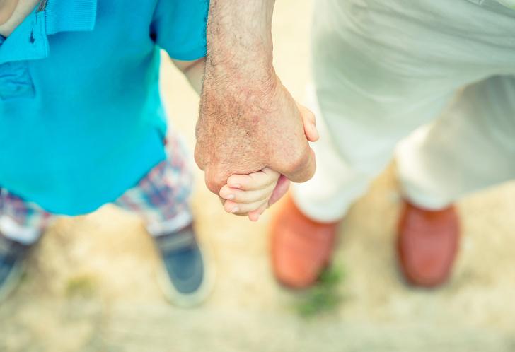 Фото №1 - Возраст отца влияет на продолжительность жизни ребенка