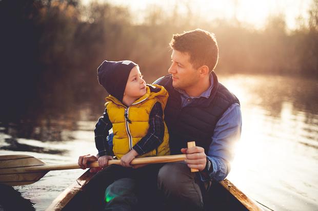 Фото №1 - 5 вещей, которым папа должен научить сына