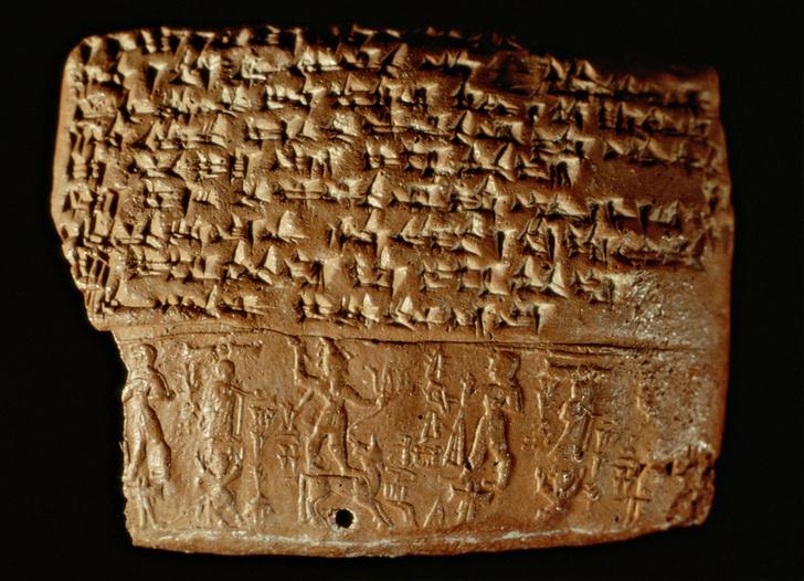 Фото №1 - 3,5 тысячелетия назад… появился алфавит