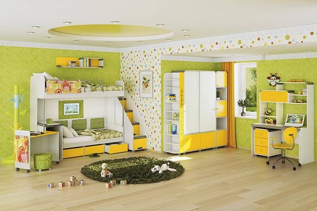 Фото №1 - Как правильно выбрать мебель в детскую комнату?