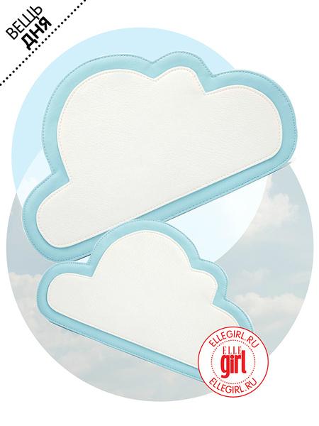 Фото №1 - Вещь дня: Клатч-облако Asos