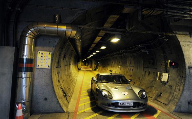 Фото №7 - 15 глубоких фактов о тоннеле под Ла-Маншем