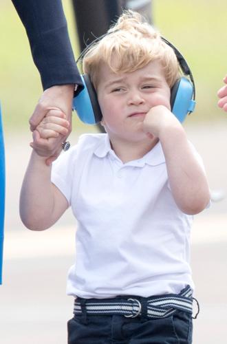 Фото №6 - Воспитание королей: что можно и что нельзя Джорджу, Шарлотте и Луи Кембриджским