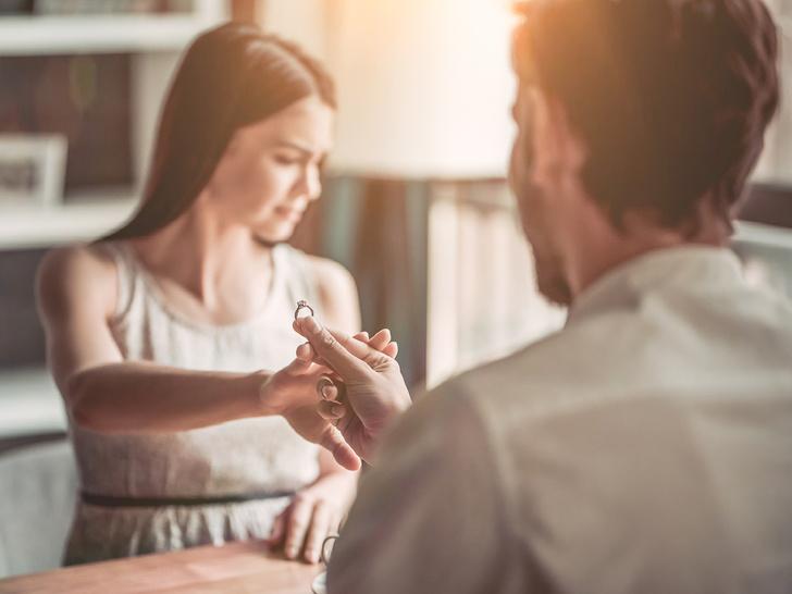 Фото №1 - 4 причины, почему женщины боятся замужества (и как это преодолеть)