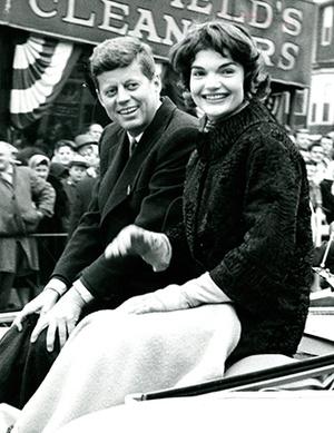 Фото №8 - От Жаклин Кеннеди до Мишель Обамы: 6 Первых леди США ирландского происхождения
