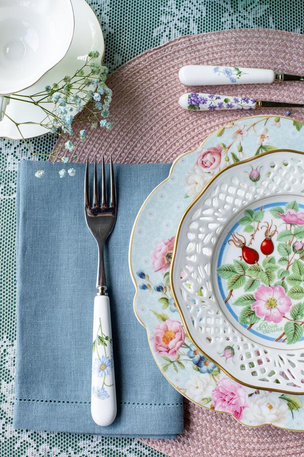 Фото №2 - Завтрак на траве: 10 правил красивой сервировки от Анны Муравиной