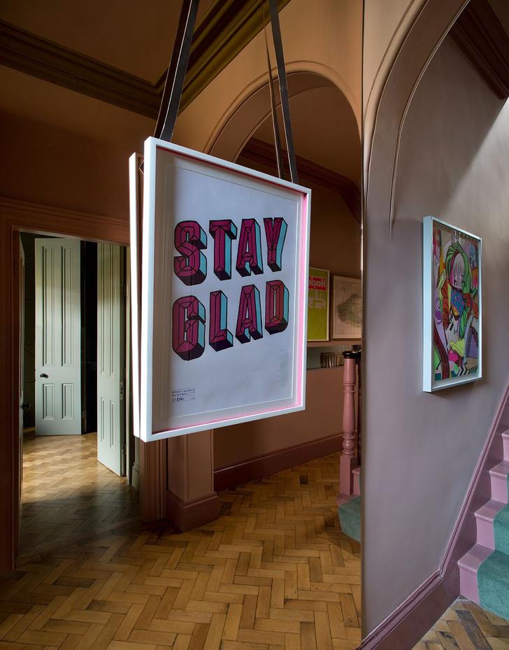 Фото №9 - Яркий дом с коллекцией искусства в Дублине