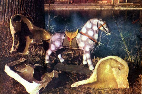 Фото №1 - «Конь — моя забава молодецкая»