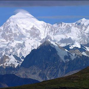 Фото №1 - Горы и ледники двигаются скачками