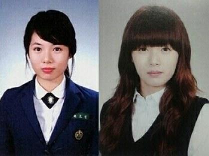 Фото №9 - Back To School: 13 фото девушек-айдолов с выпускного