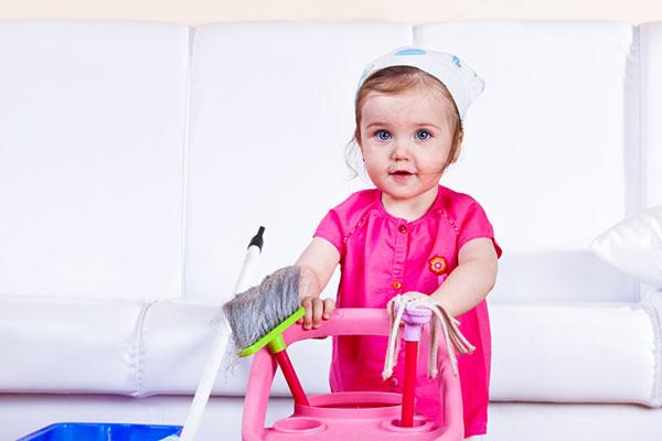 Фото №1 - Все в порядке: как приучить ребенка убирать за собой
