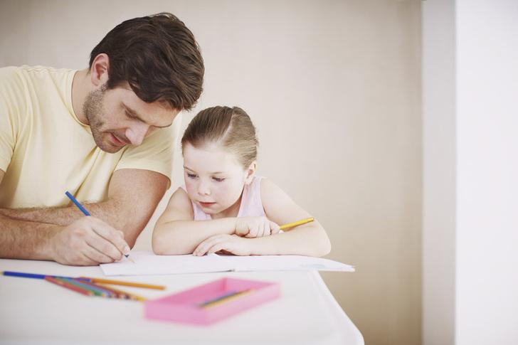 Фото №1 - Завышенные ожидания родителей вредят учебе детей