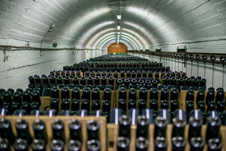 Фото №3 - Путешествие по страницам истории русского шампанского с винодельческим предприятием «Новый Свет»