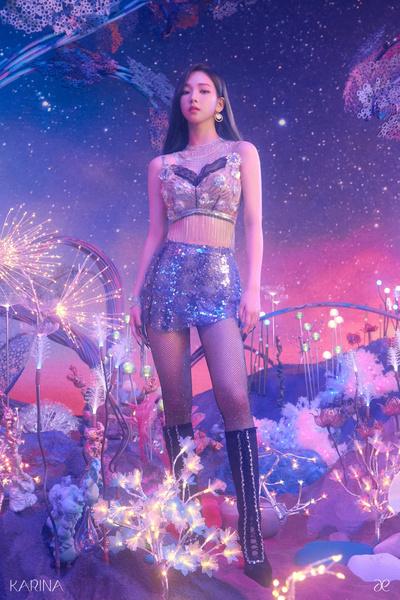 Фото №3 - SM Entertainment представили вторую участницу группы AESPA