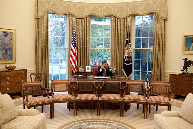 Фото №6 - Белый дом Дональда: кого дразнит Трамп?