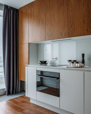 Фото №3 - Как уместить в однушке спальню, кабинет и гостиную: фото