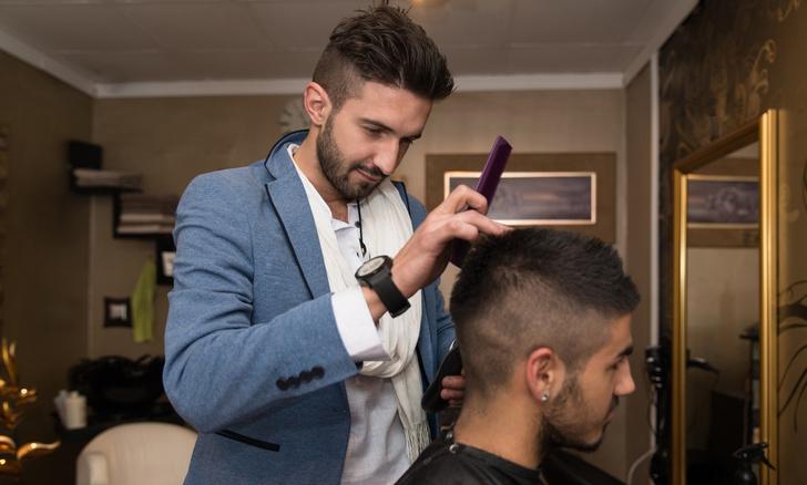 Фото №1 - Три занимательных факта из истории парикмахерской профессии