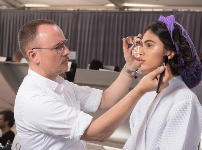 Фото №3 - Как повторить макияж с показа Dior Cruise 2018