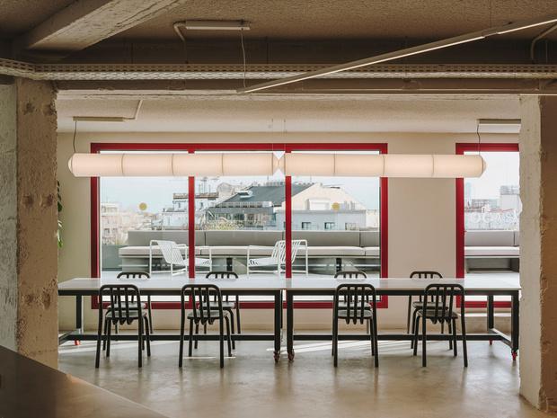 Фото №1 - Дизайнерский коворкинг в Барселоне