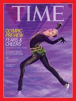 Юлия Липницкая журнал Time