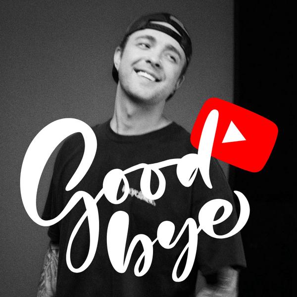 Фото №1 - Егор Крид удаляет свой канал на YouTube? 😱