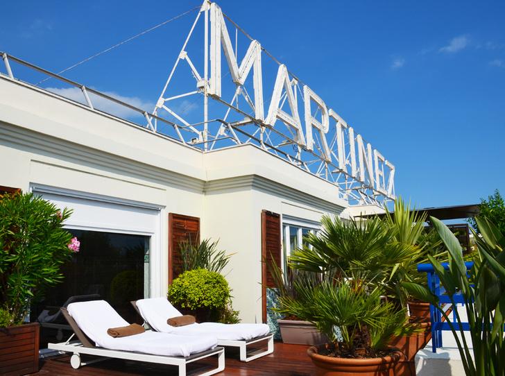 Фото №1 - Каннская жемчужина: отель Martinez вновь принимает гостей