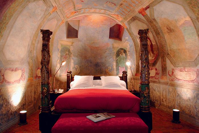 Фото №6 - 25 самых необычных отелей мира